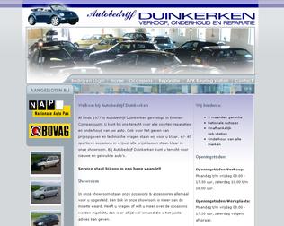Autobedrijf Duinkerken