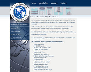 International Oilfield Services