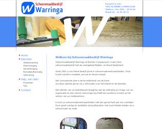 Schoonmaakbedrijf Warringa