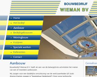 Bouwbedrijf Wieman