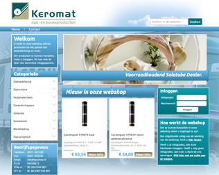 Keromat webshop