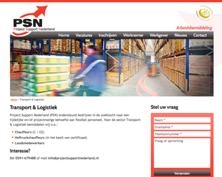 Project Support Nederland