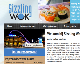 Sizzling Wok