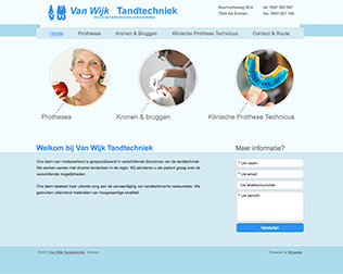 van Wijk Tandtechniek