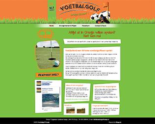 Voetbalgolf Oranje