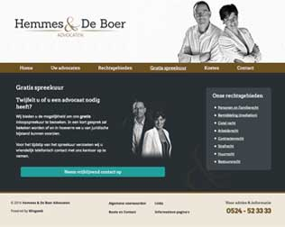 Hemmes en De Boer Advocaten