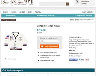 Modehuys Den Horsten