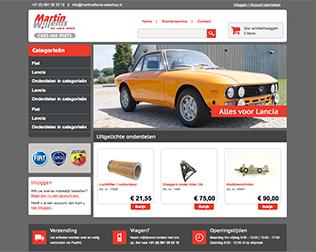 Martin Willems Webshop