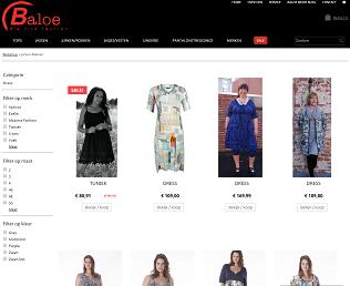 Baloe Big Size Fashion