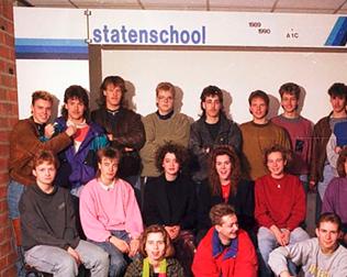 Reunie Statenschool