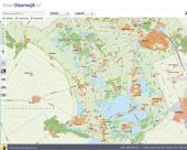 Online stadsplattegronden